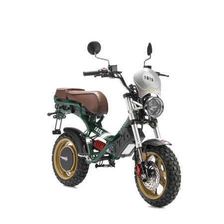 Riders Vision scooter Garelli Ciclone Scout