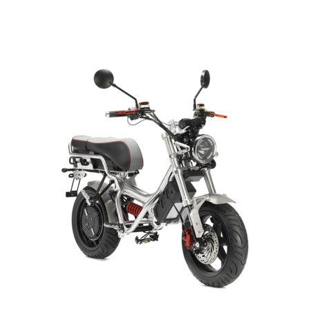 Riders Vision scooter Garelli Ciclone Metal