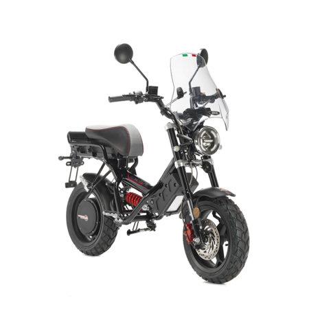 Riders Vision scooter Garelli Ciclone Dark