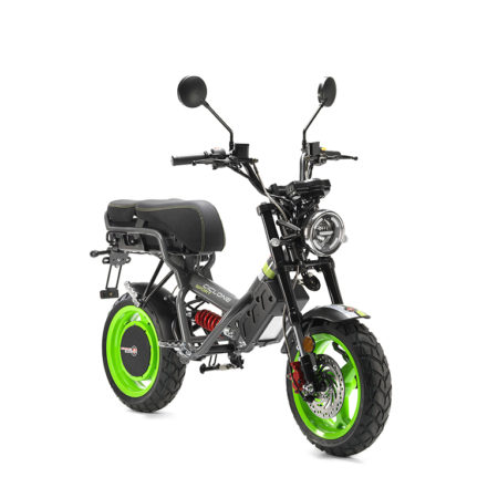 Riders Vision scooter Garelli Ciclone Sport