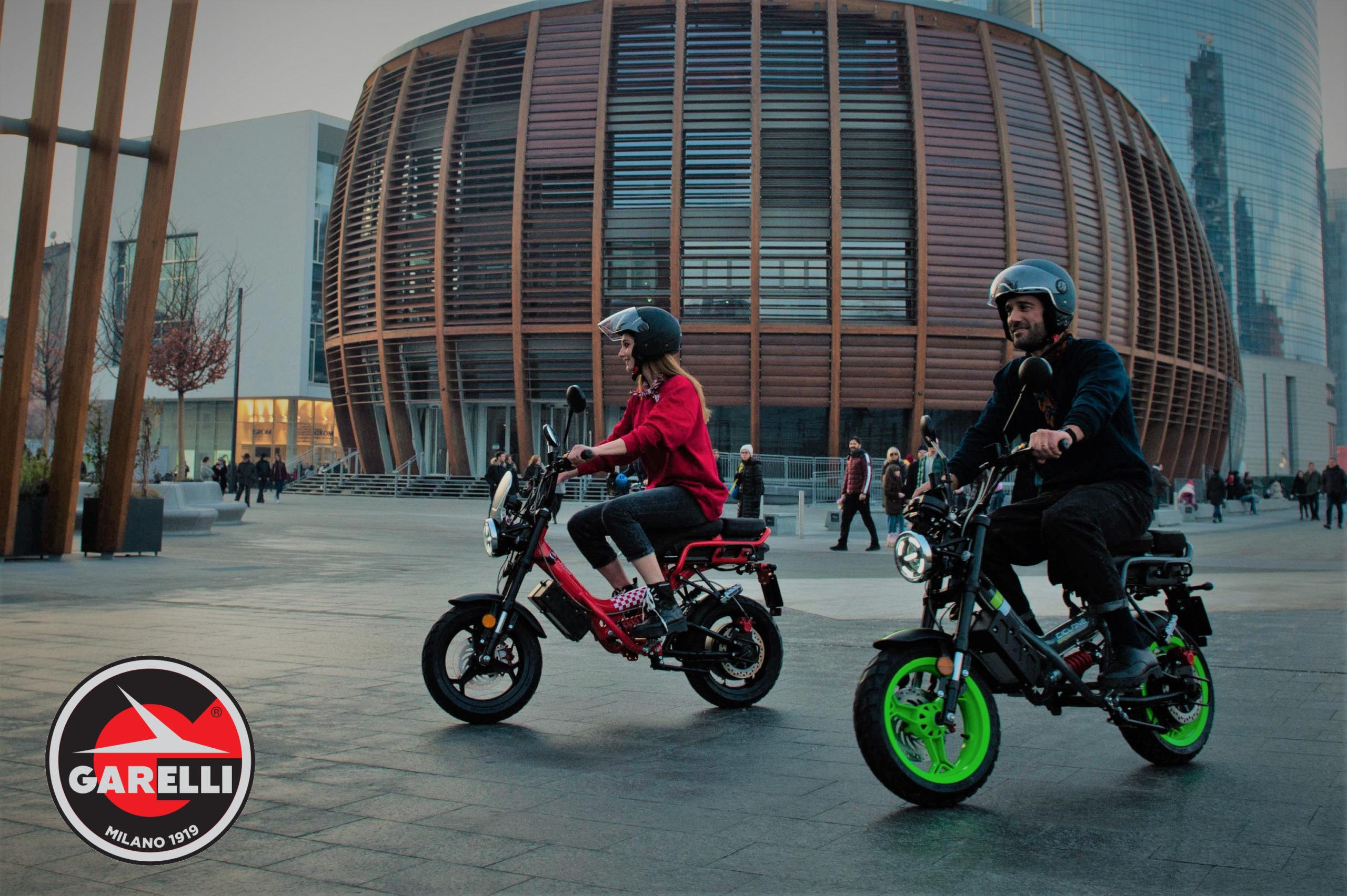 Riders Vision - Garelli Ciclone