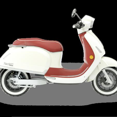 Riders Vision Scooter Kumpan 54