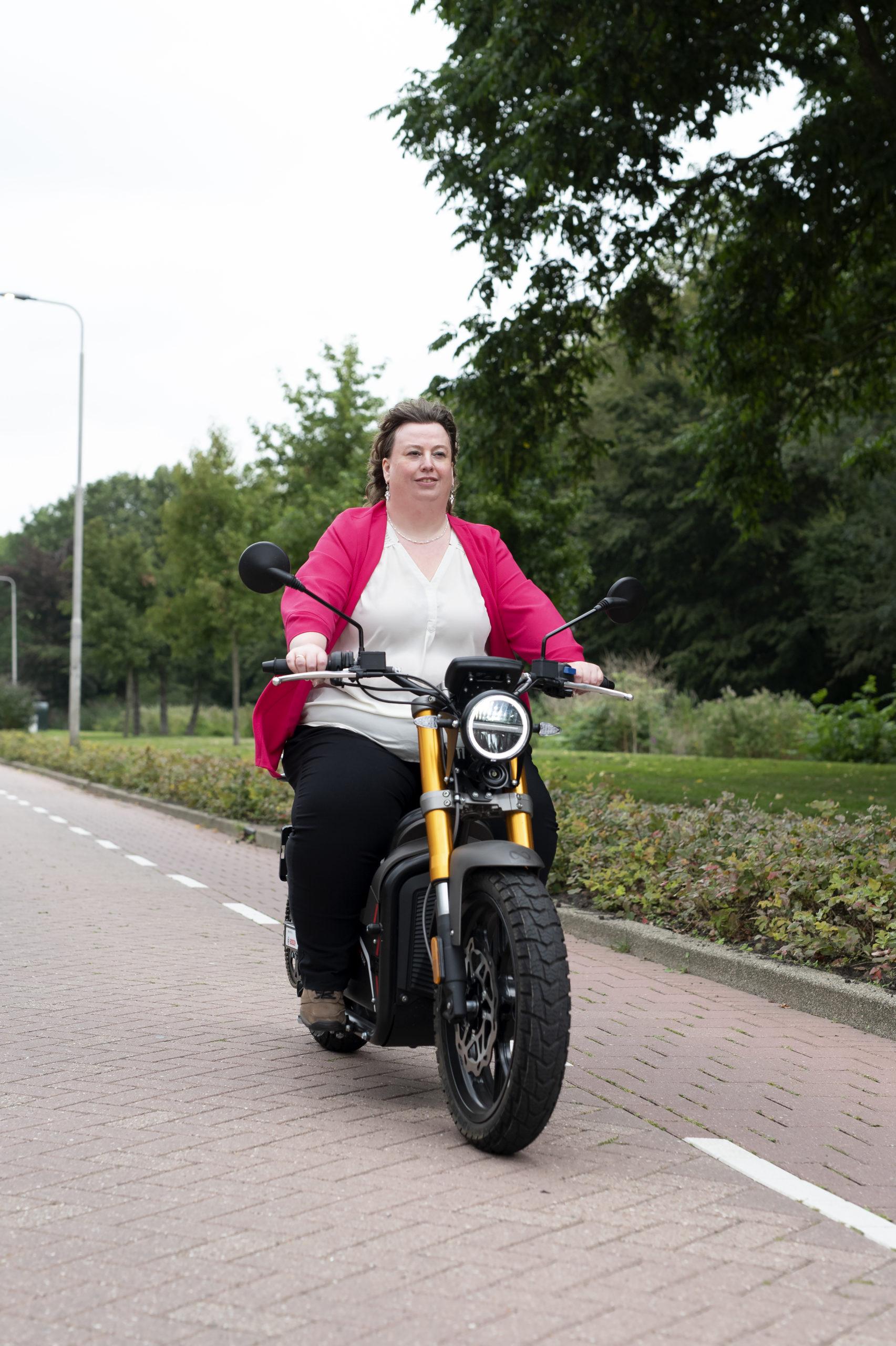 Karin van den Berg - Hulshoff