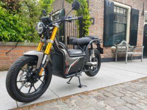 Nuuk elektrische scooters