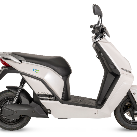 Riders Vision scooter Lifan wit