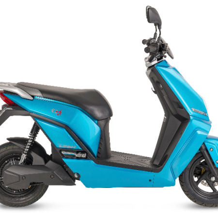 Riders Vision scooter Lifan blauw