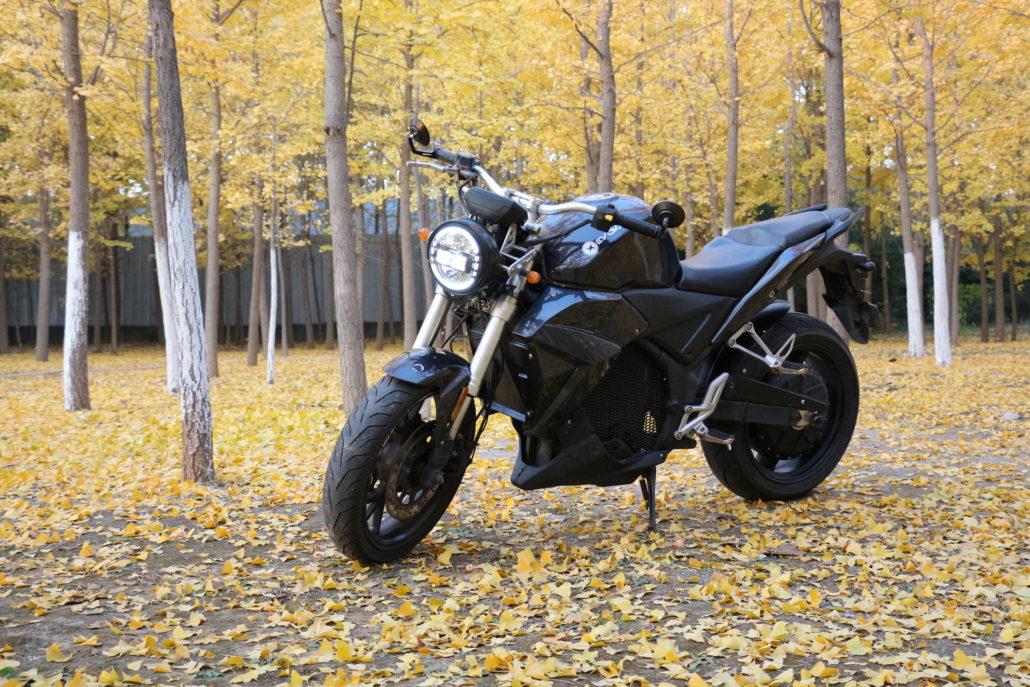 Evoke Electric Motorcycles - Evoke Urban Classic