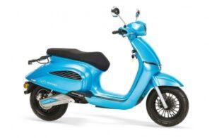 Nipponia E-Legance - elektrische scooters